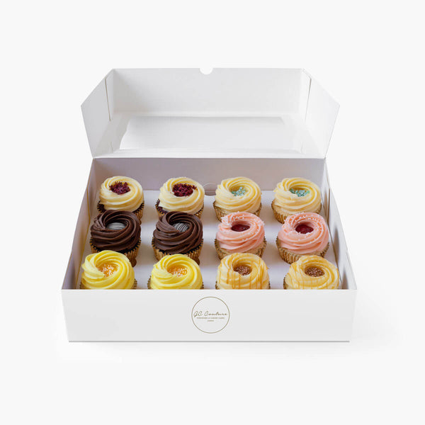 Cupcakes - Mayfair Box