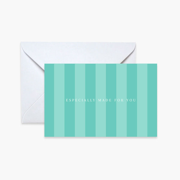 Note Card In Envelope