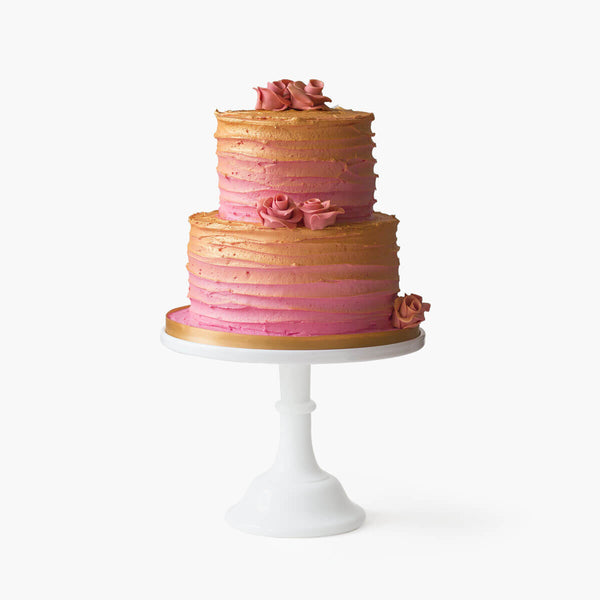 Two Tone Buttercream