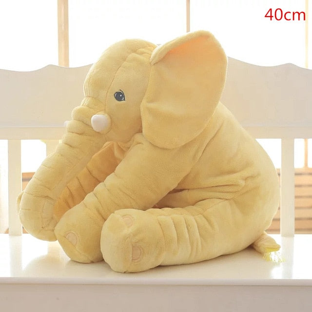 Elephant Pillow Plush Toy 40/60cm Infant Soft Appease Playmate Calm Doll Baby Toys Stuffed