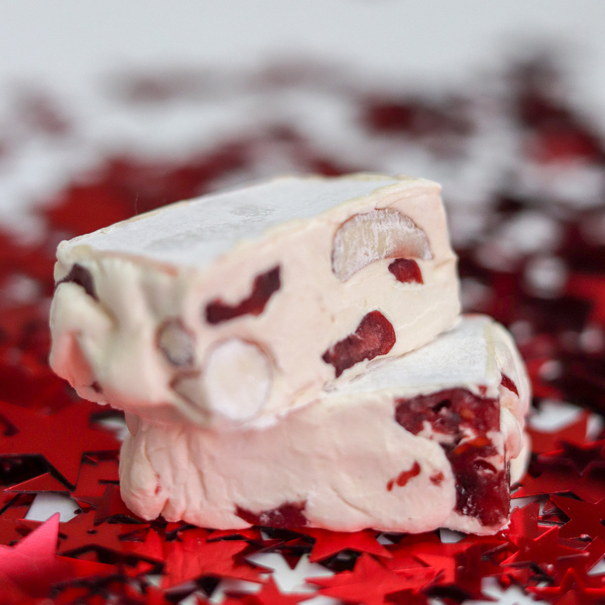 Roasted Almond & Cranberry Nougat - 5.29oz Gable Gift Box