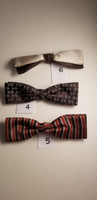 Clip-On Bow Ties