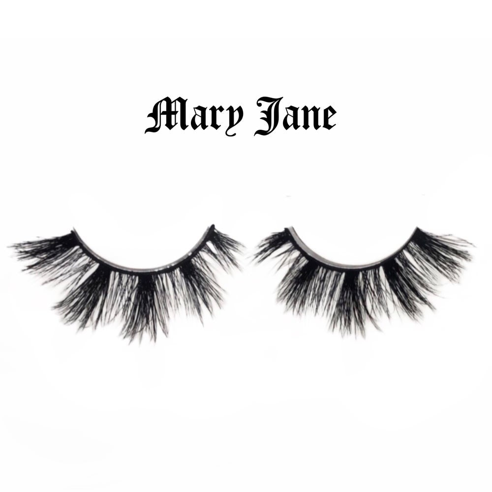 Mary Jane lashes