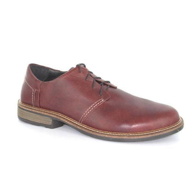 Lace up Men's shoes in luggage brown | The Bower Tasmania