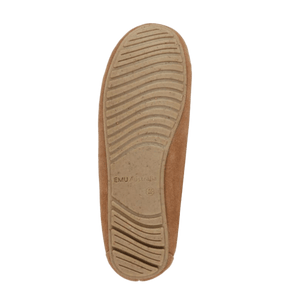 Moccasin Slipper sole view | The Bower Tasmania