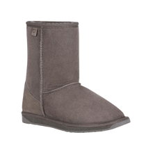 Load image into Gallery viewer, Calf Height Ugg Boot in Charcoal | The Bower Tasmania
