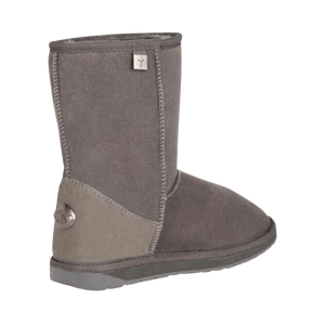 Calf Height Ugg Boot in Charcoal Back View | The Bower Tasmania