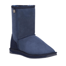 Load image into Gallery viewer, Calf Height Ugg Boot in Indigo | The Bower Tasmania