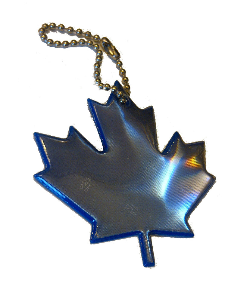 Maple Leaf - Blue