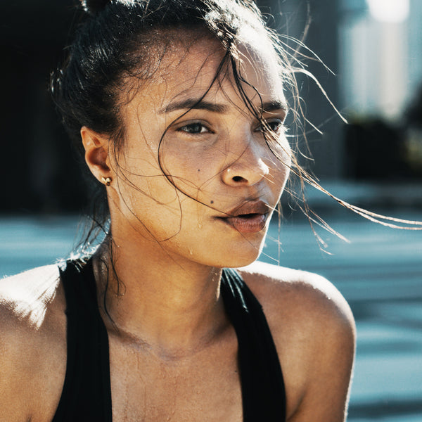 Why working up a sweat is good for your skin