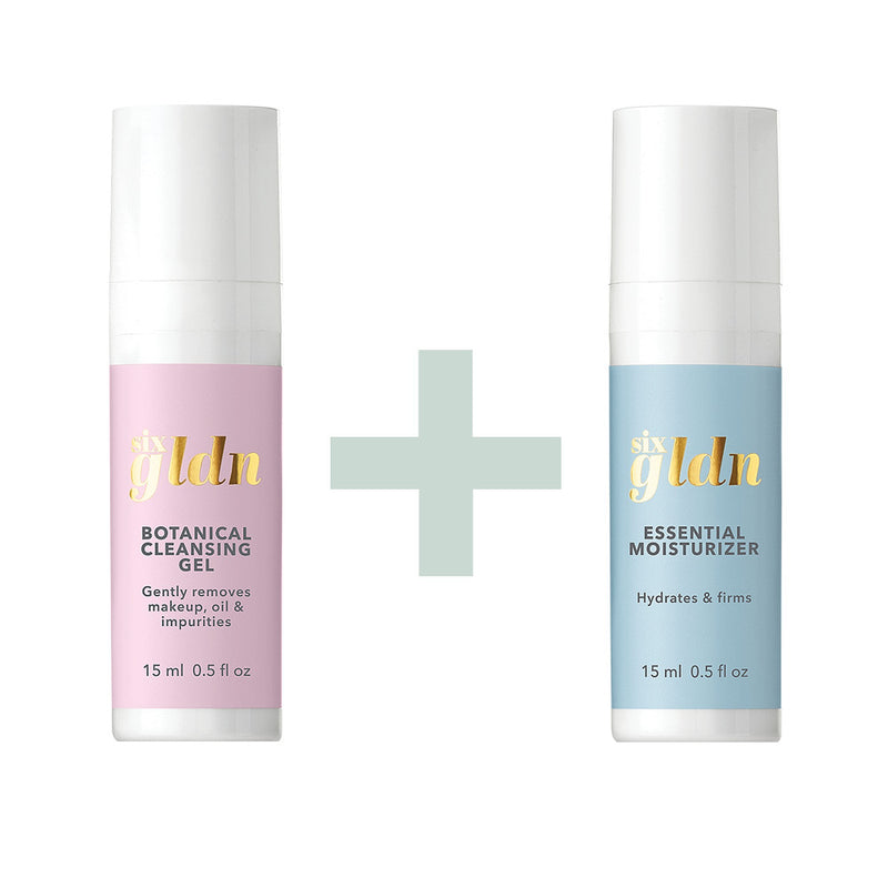 MINI POWER DUO: cleanse & hydrate