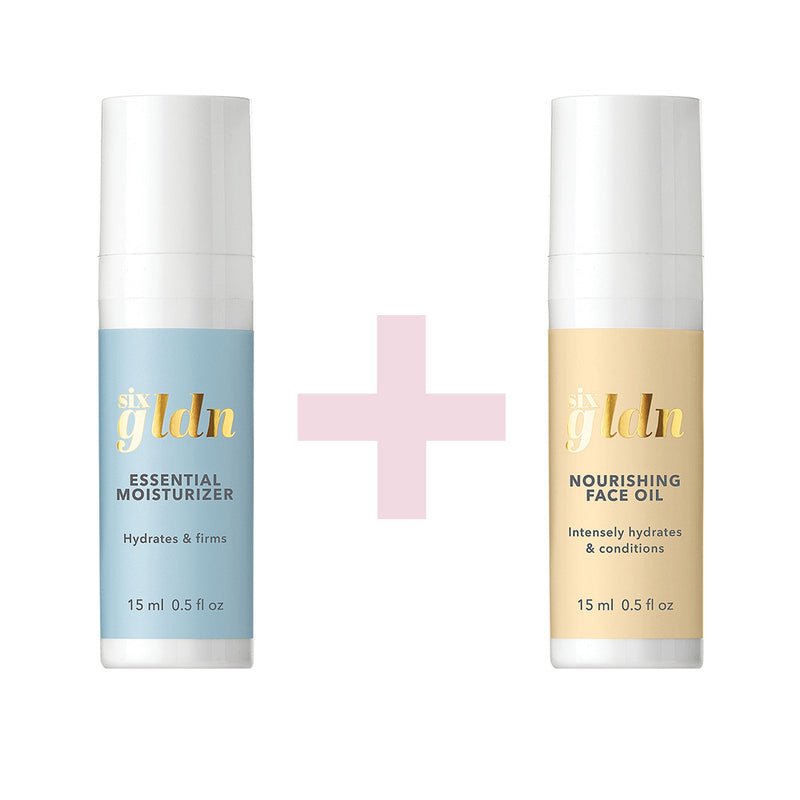 MINI POWER DUO: hydrate & deeply nourish