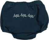 joey bloomer short jeans denim hop hop hop achterkant