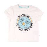 Bla Bla Bla T-shirt Nature Is The Future
