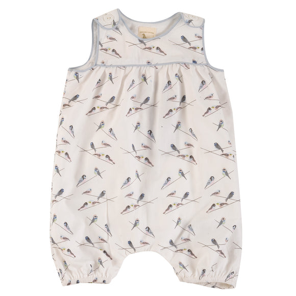 Pigeon Organics Playsuit Bird
