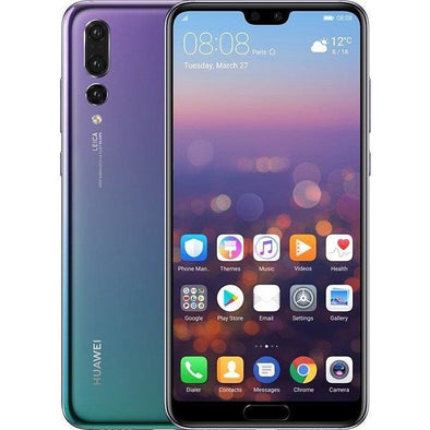 Huawei P20 Pro - 128 GB - Twilight - Unlocked - GOOD Condition
