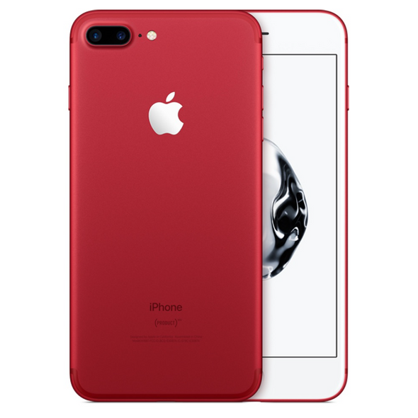 Apple Iphone 7 Plus 128GB Sim Free - Red Edition- Immaculate Condition