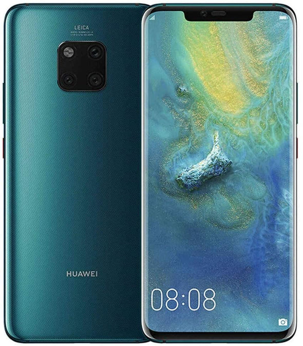 HUAWEI MATE 20 PRO - 128 GB - EMERALD GREEN - UNLOCKED - IMMACULATE CONDITION