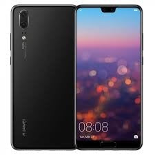Huawei P20 Pro - 128 GB - Black - Unlocked - (B)