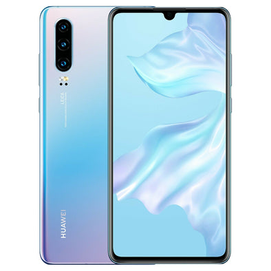 Huawei P30 - 128 GB - BREATHING CRYSTAL - EXCELLENT CONDITION