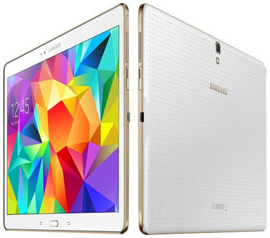 Samsung Galaxy Tab S 10.1 WIFI  - WHITE 10.1 INCH - T800 -  EXCELLENT CONDITION