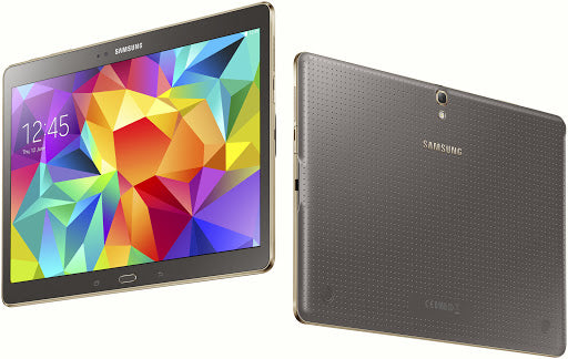 Samsung Galaxy Tab S 10.1 WIFI  - BLACK 10.1 INCH - T800 -  VERY GOOD CONDITION