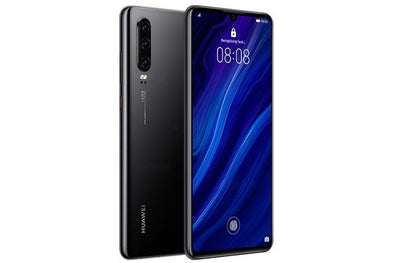 Huawei P30 - 128 GB - BLACK - UNLOCKED- IMMACULATE CONDITION