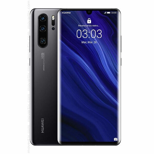 Huawei P30 Pro - 128 GB - Black- Dual Sim - Unlocked - IMMACULATE CONDITION