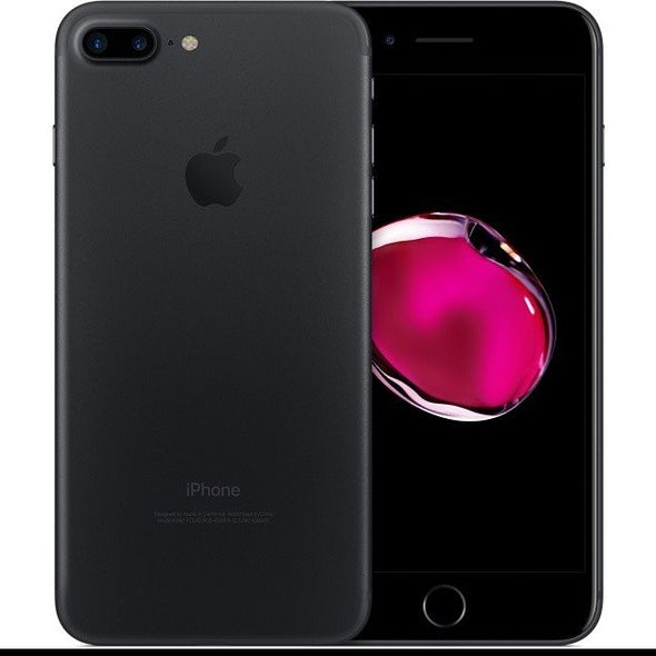 Apple IPhone 7 Plus 128GB Black - Unlocked - IMMACULATE CONDITION