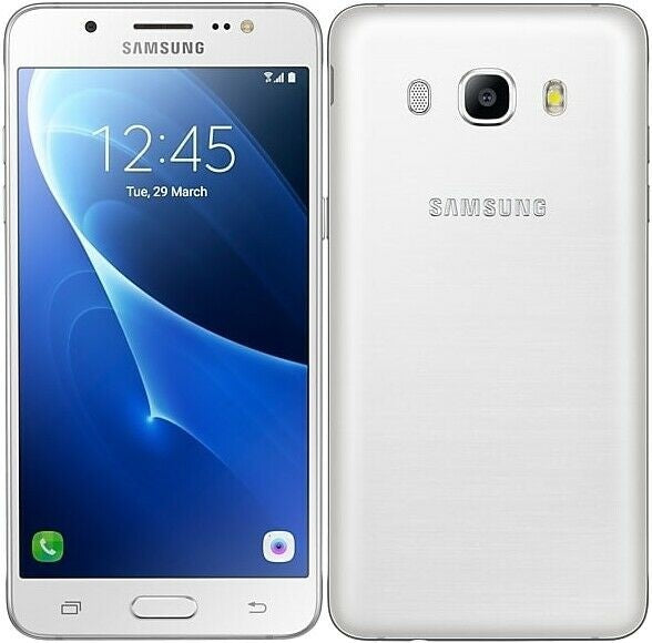 SAMSUNG Galaxy J5 J510FN (6) White - Unlocked - EXCELLENT CONDITION