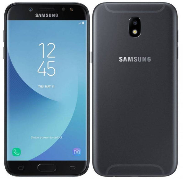 Samsung J5 2017 - Black - 16GB - Unlocked - GOOD CONDITION
