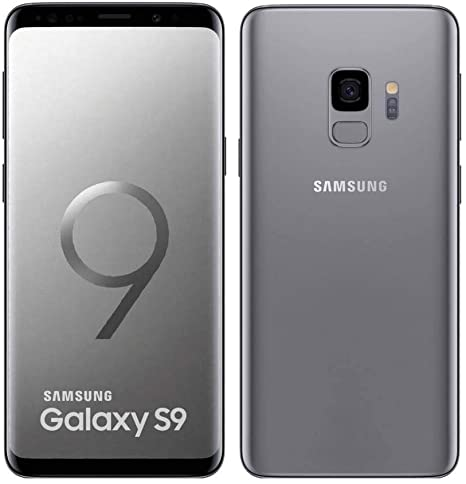 Samsung Galaxy S9 64GB SM-G960F - Unlocked - GREY- IMMACULATE condition