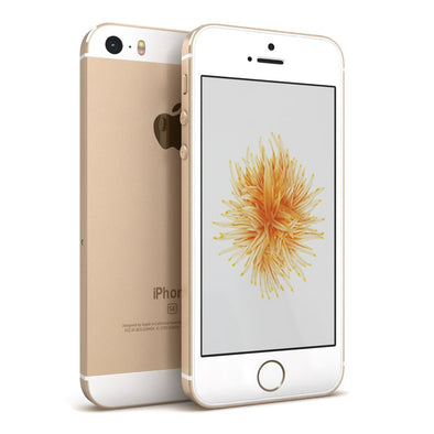 Apple IPhone SE 64GB - GOLD - IMMACULATE CONDITION