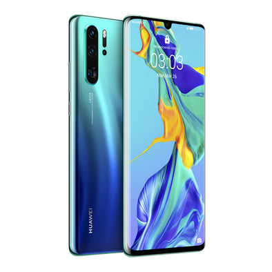 HUAWEI P30 PRO 128 GB - AURORA- UNLOCKED-IMMACULATE CONDITION