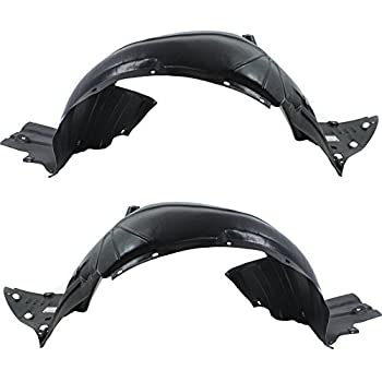 Honda S2000 Genuine OEM Inner Fender Liners - JDM Parts Central