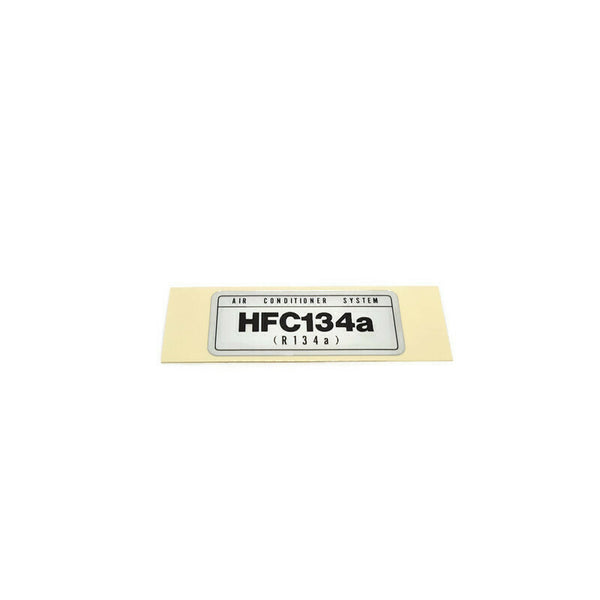Honda S2000 Genuine OEM Air Conditioner Label