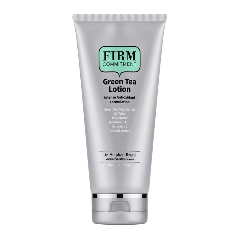 Firm Commitment Green Tea Lotion