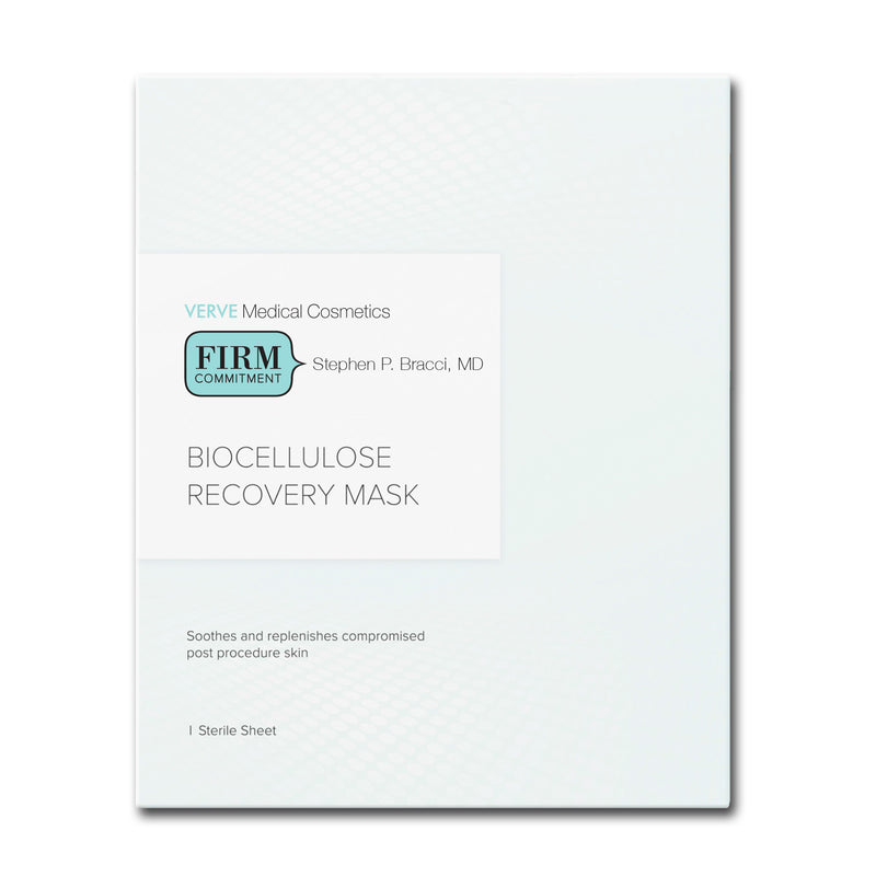 Firm Commitment Biocellulose Recovery Mask