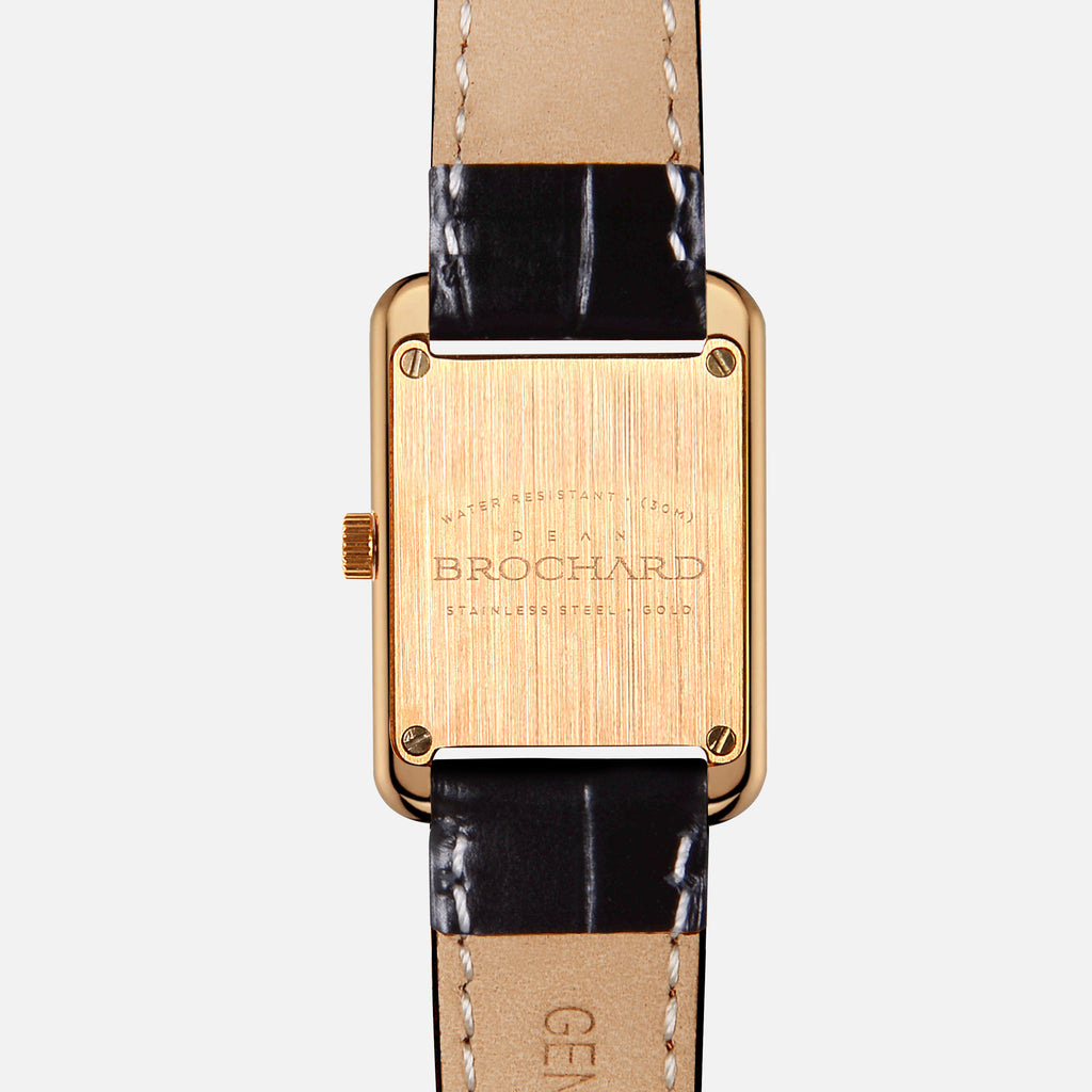 LEGENDE GOLD 23MM WITH MYSTERIEUX STRAP