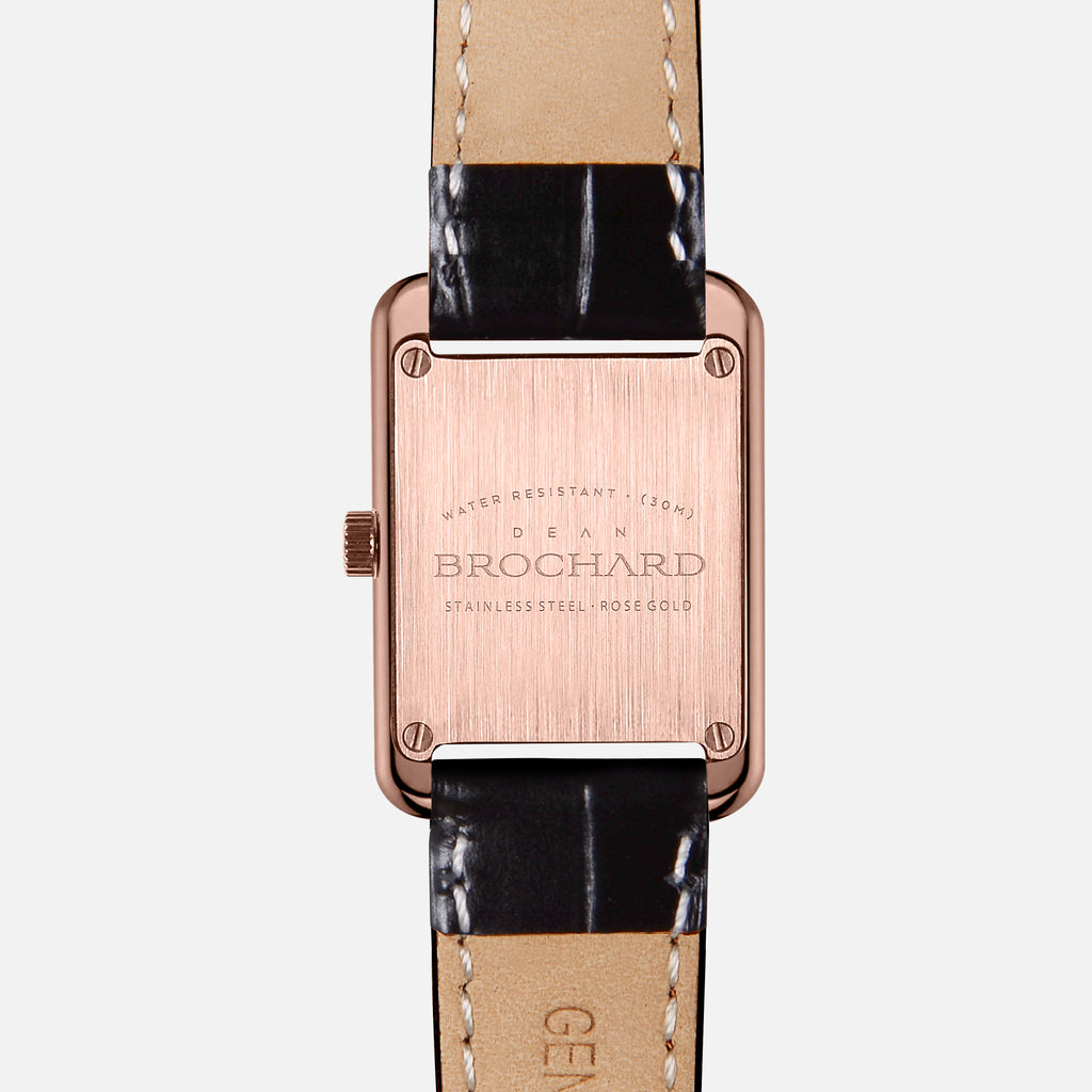 CLASSIQUE ROSE GOLD 26MM WITH MYSTERIEUX STRAP