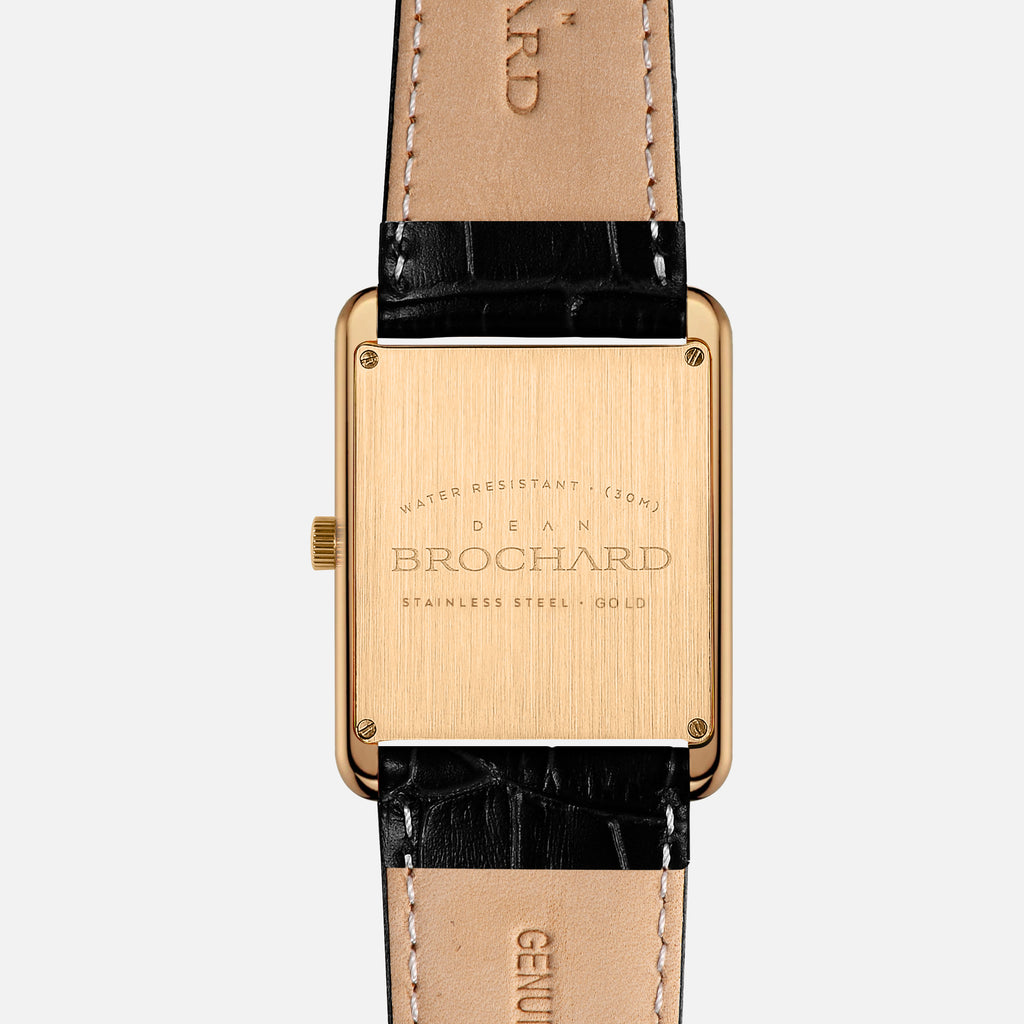CLASSIQUE GOLD 31MM WITH MYSTERIEUX STRAP