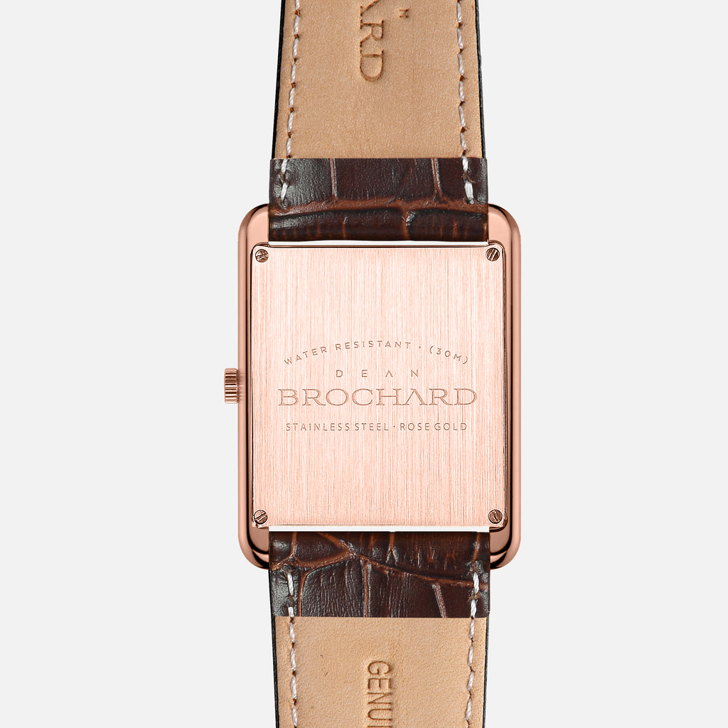 LEGENDE ROSE GOLD 36MM WITH TENTANT STRAP