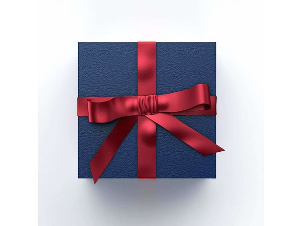 Red Ribbon wrapping