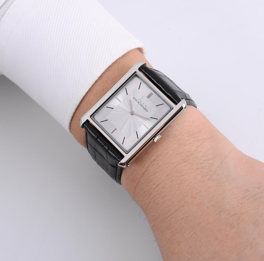 Legende silver 36mm
