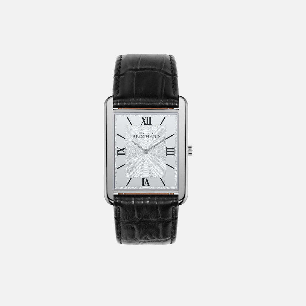 CLASSIQUE SILVER 36MM WITH MYSTERIEUX STRAP