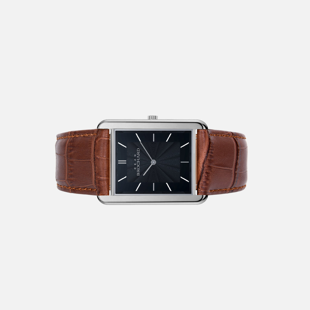 LEGENDE SILVER 36MM WITH SAVOUREUX STRAP