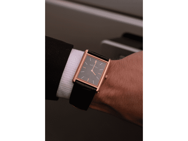 LEGENDE ROSE GOLD 36MM WITH MYSTERIEUX STRAP