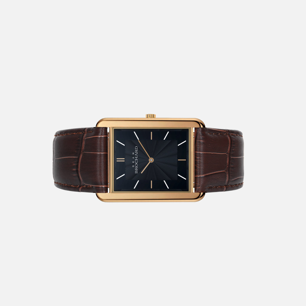 LEGENDE GOLD 36MM WITH TENTANT STRAP