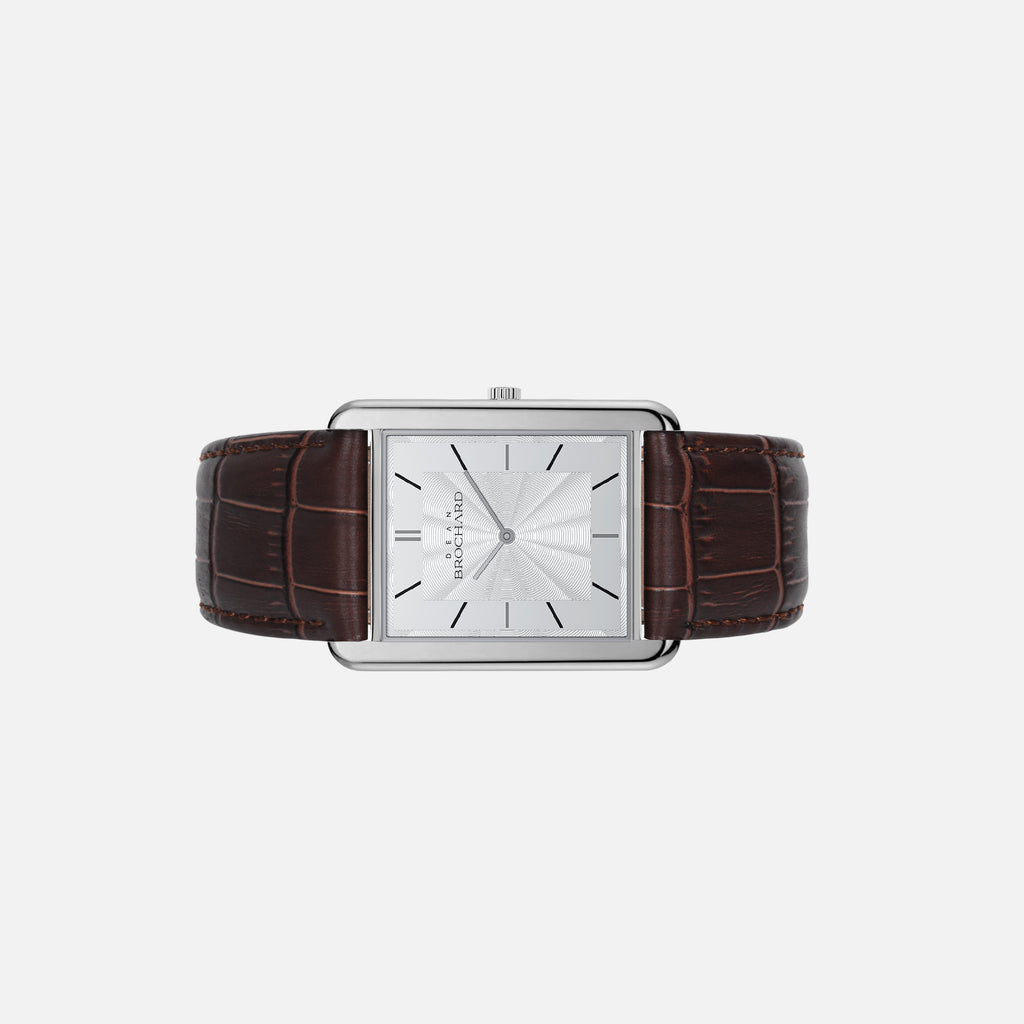 LEGENDE SILVER 31MM WITH TENTANT STRAP