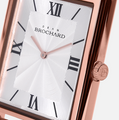 CLASSIQUE ROSE GOLD 36MM WITH TENTANT STRAP